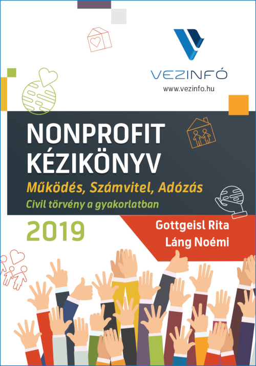 NONPROFIT KÉZIKÖNYV 2019!